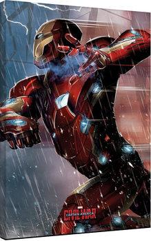 Captain America: Civil War - Iron Man Toile