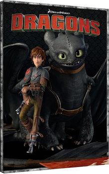 Dragons 2 - Portrait Toile