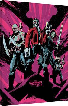 Les Gardiens de la Galaxie Vol. 2 - Unite Toile