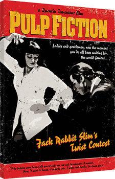 Pulp Fiction - Twist Contest Toile