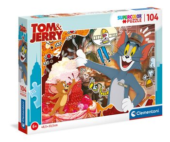 Palapeli Tom and Jerry
