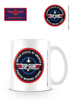 Caneca Top Gun - Fighter Weapons School
