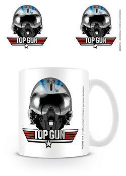 Caneca Top Gun - Iceman Helmet