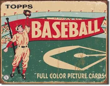 TOPPS - 1954 baseball Panneau Mural