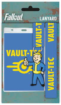 Tour de cou Fallout 4 - Vault Tech