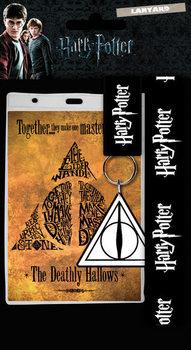 Tour de cou Harry Potter - Deathly Hallows