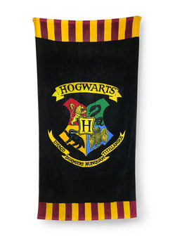 Towel Harry Potter - Hogwarts