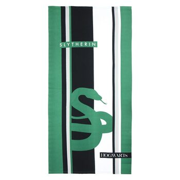 Towel Harry Potter Slytherin