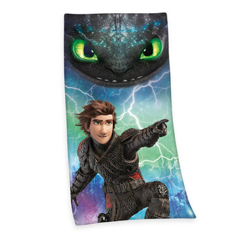 Towel How To Train Your Dragon