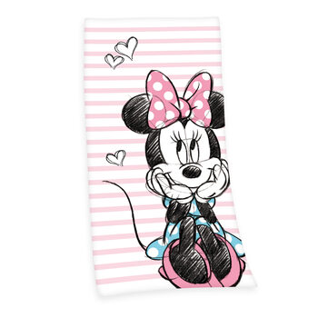Towel Minnie