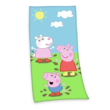 Towel Peppa Pig