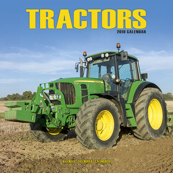 Calendar 2021 Tractors