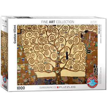 Palapeli Tree of Life by Klimt