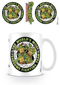 Cup Turtles Retro - Team