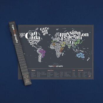 Raaputuskartta Typogeography Edition