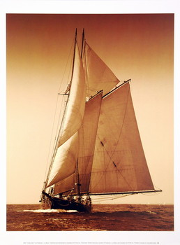 Under Sail I Reproduction d'art