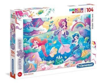 Puzzle Under the Sea