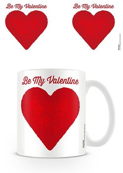 Cup Valentine's Day - Be My Valentine