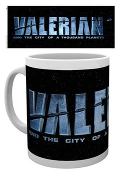 Muki Valerian and the City of a Thousand Planets - Logo