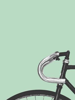 Valokuvatapetti Bicycle