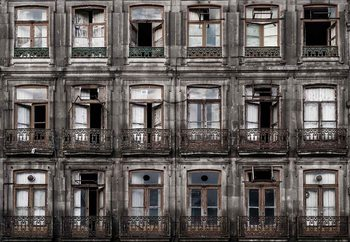 Valokuvatapetti Decay