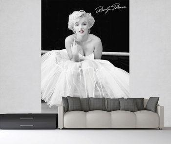 Valokuvatapetti Marilyn Monroe - White Dress