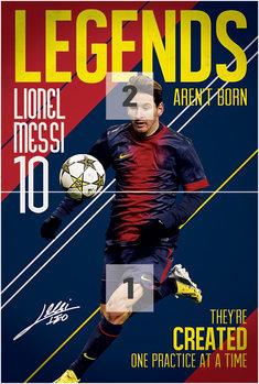 Valokuvatapetti Messi - Legends