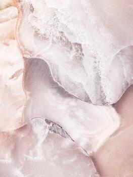 Valokuvatapetti Pink Marble