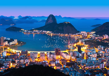 Valokuvatapetti RIO DE JANEIRO