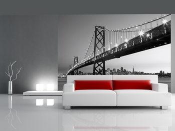 Valokuvatapetti SAN FRANCISCO - skyline