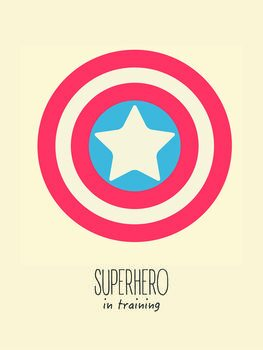 Valokuvatapetti superheorin training