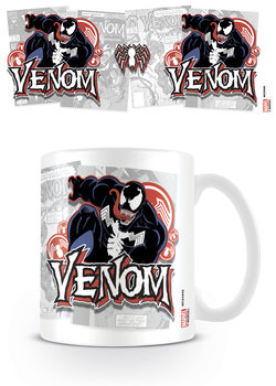 Cup Venom - Comic Covers