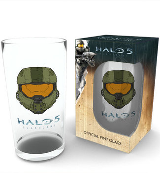 Halo 5 - Mask Verre