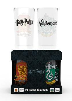 Harry Potter - Crests Verre