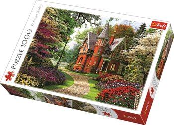 Palapeli Victorian Villa