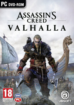 Videogame Assassin's Creed Valhalla (PC)