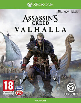 Videogame Assassin's Creed Valhalla (XBOX ONE)