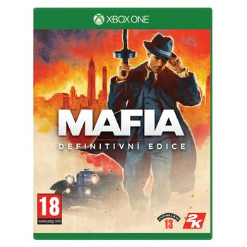 Videogame Mafia I Definitive Edition (XBOX ONE)