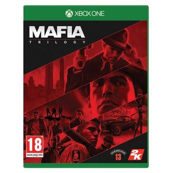 Videogame Mafia Trilogy (XBOX ONE)