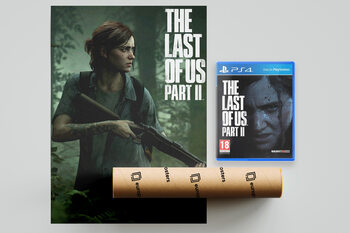 Videogame The Last of Us Part II (PS4) + free poster