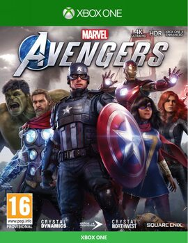Videojogo Marvel's Avengers (XBOX ONE)