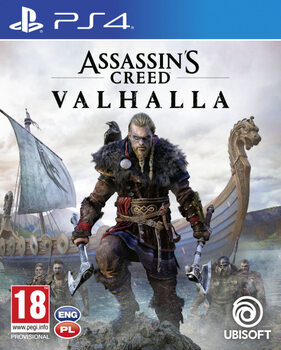 Videopeli Assassin's Creed Valhalla (PS4)
