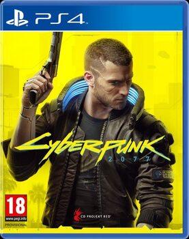 Videopeli Cyberpunk 2077 (PS4)