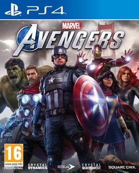 Videopeli Marvel's Avengers (PS4)
