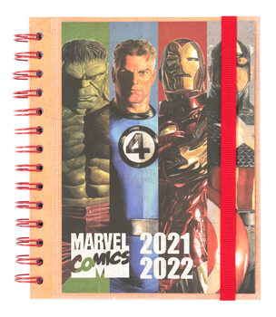 Vihko Päiväkirja Marvel