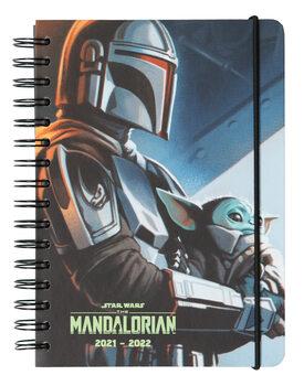 Vihko Päiväkirja Star Wars: The Mandalorian