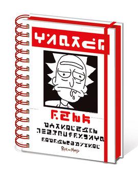 Vihko Rick and Morty - Wanted