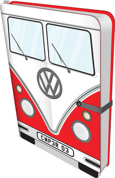 Vihko Volkswagen - Red Camper