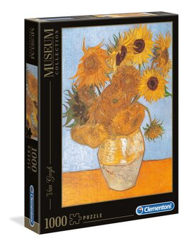 Puzzle Vincent Van Gogh - Sunflowers