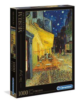Puzzle Vincent Van Gogh - Terrazza del caffè